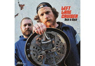 Left Lane Cruiser - Beck In Bleck - (CD)