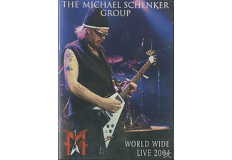 - Michael Schenker Group - World Wide Live 2004 - (DVD)