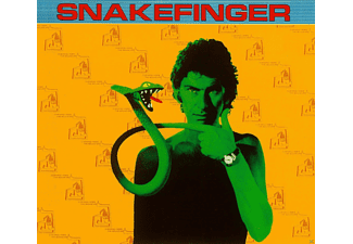 Snakefinger - Chewing Hides The Sound - (CD)