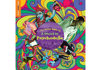 VARIOUS - Rough Guide: A World Of Psychedelia - (LP + Download)