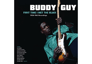 Buddy Guy - First Time I Met the Blues (Vinyl LP (nagylemez))
