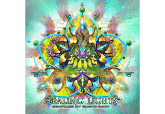 VARIOUS - Healing Lights Vol.4 - (CD)