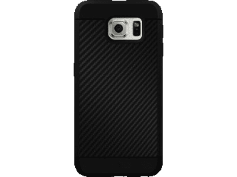 BLACK ROCK ´´ ´´´´Material Case Real Carbon´´´´ Backcover Samsung Galaxy S7 Carbon/Kunststoff/Polycarbonat/Thermoplastisches Polyurethan Schwarz´´ | 04260237639770