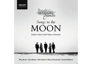 Myrthen Ensemble - Songs to the Moon - (CD)