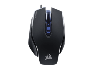 CORSAIR Souris gamer M65 Gunmetal Black (CH-9000113-EU)