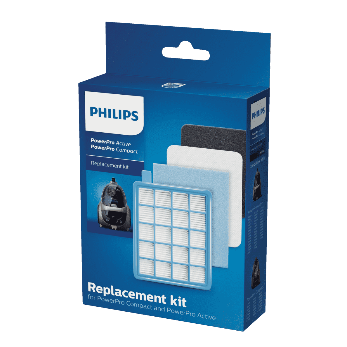 Philips Fc 8058/01 Replacement Kit Filterset