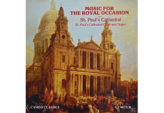 St. Paul's Cathedral Choir & Organ - Music For The Royal Occasion - (CD)