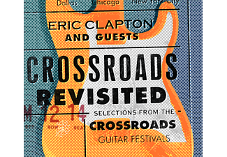 Erich And Guests Clapton -  Crossroad Revisited Selections From The Crossr.Gf. [CD]
