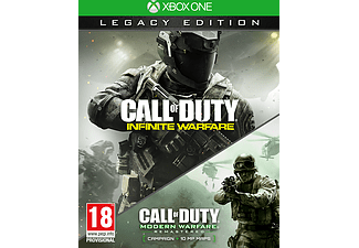 Call Of Duty: Infinite Warfare (Legacy Edition) | Xbox One