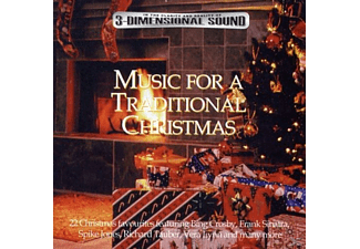 VARIOUS - Music For A Tradit.Christmas - (CD)