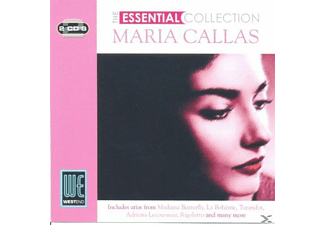 Maria Callas - Callas-Essential Collection - (CD)