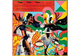 Gilles Peterson, Sonzeira - Tam Tam Tam Reimagined (LP+MP3) - (LP + Download)