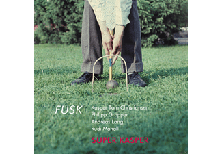 Fusk - Super Kasper - (CD)