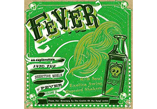 VARIOUS - Fever-Journey To The Center Of The Song 02 - (Vinyl)