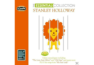 Stanley Holloway - Holloway-Essential Coll. - (CD)