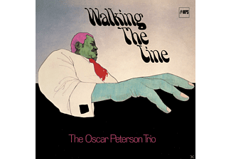 Oscar Trio Peterson - Walking The Line - (CD)