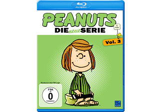 Peanuts Vol. 3 - Ep. 21-30 - (Blu-ray)
