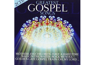 VARIOUS - Greatest Gospel Songs [CD]