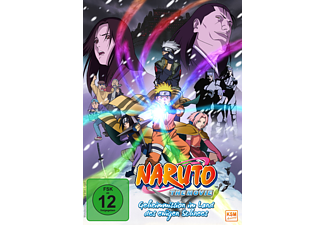 Naruto The Movie – Geheimmission im Land des ewigen Schnees - (DVD)