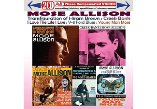Mose Allison - Allison-Four Classic Albums - (CD)