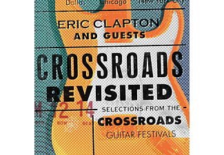 Eric Clapton And Guests - Crossroad Revisited - Selections From The Crossroads Guitar Festivals CD