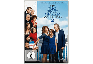 My Big Fat Greek Wedding 2 - (DVD)