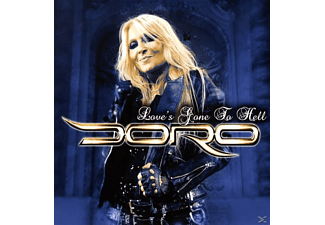 Doro - Love's Gone To Hell - (Vinyl)