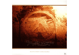 Aphex Twin - Selected Ambient Works Vol.2 [CD]