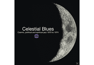 VARIOUS - Celestial Blues-Cosmic,Political And Spiritual - (CD)