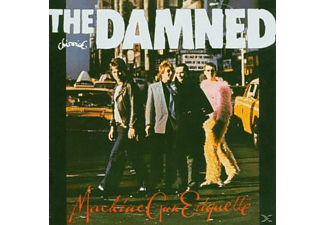 The Damned - Machine Gun Etiquette (Vinyl Version) - (Vinyl)