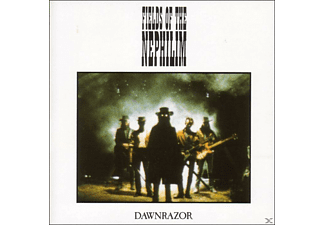 Fields Of The Nephilim - Dawnrazor - (CD)