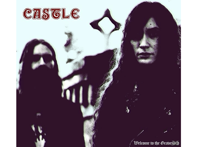 Castle - Welcome To The Graveyard (Black Vinyl+Poster) [Vinyl]