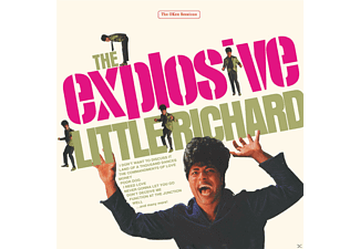 Little Richard - The Explosive Little Richard! (2-LP 180g) - (Vinyl)