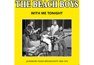 The Beach Boys - With Me Tonight/Radio Broadcast 1968-1970 - (CD)