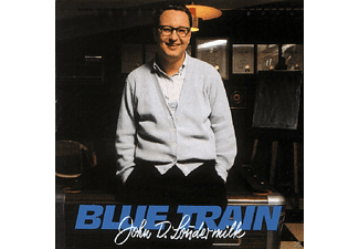 John D. Loudermilk - Blue Train - (CD)