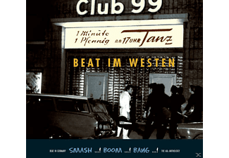 VARIOUS - Smash...! Boom...! Bang! Beat Im Westen - (CD)