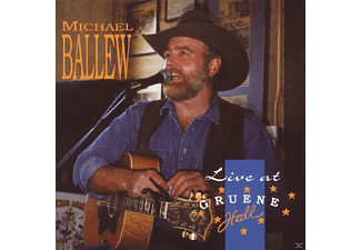 Michael Ballew - Live At Gruene Hall - (CD)