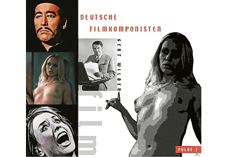 Gert Wilden - Grosse Deutsche Filmkomponiste - (CD)