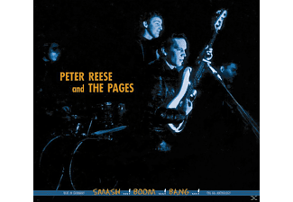 Peter Reese, Peter & The Pages Reese - Peter Reese & The Pages - (CD)