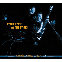 Peter Reese, Peter & The Pages Reese - Peter Reese & The Pages [CD]
