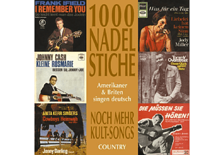 VARIOUS - 1000 Nadelstiche Vol 02, Count - (CD)