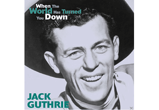 Jack Guthrie - When The World Has Turned You - (CD)