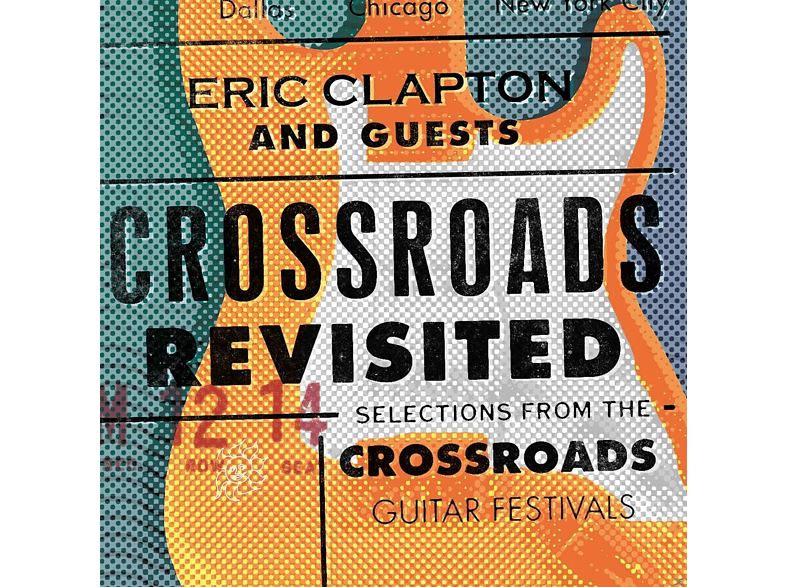 Eric Clapton And Guests - Crossroad Revisited Selections From The Crossr.Gf. [CD]