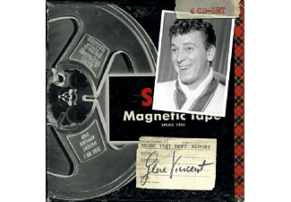 Gene Vincent - The Outtakes - (CD)