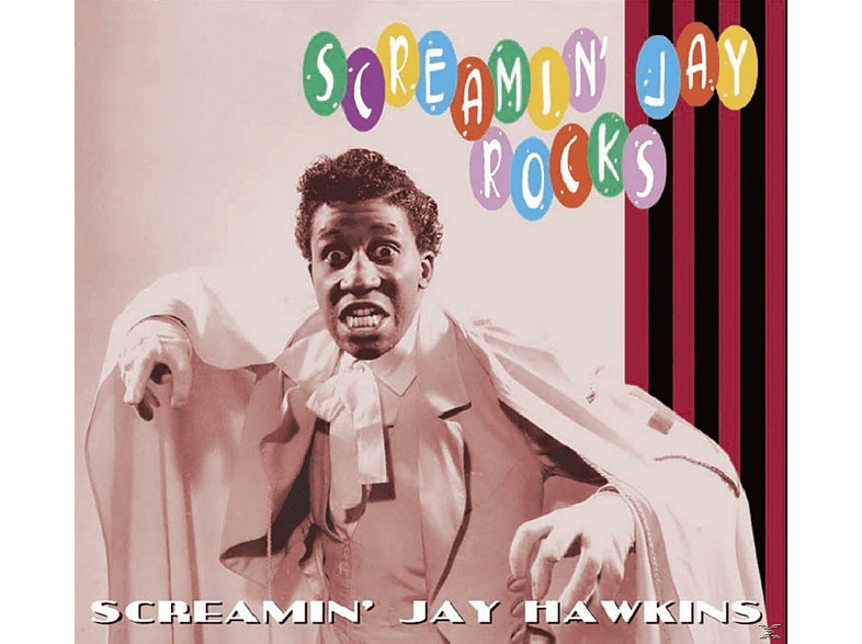 Screamin' Jay Hawkins - Rocks [CD]