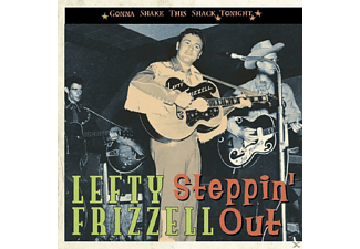 Lefty Frizzell - Steppin' Out-Gonna Shake This Shack Tonight - (CD)