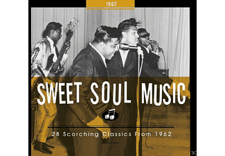 VARIOUS - Sweet Soul Music - (CD)