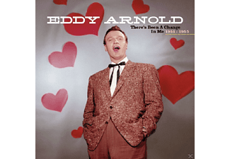 Eddy Arnold - There's Been A Change In Me - (CD)