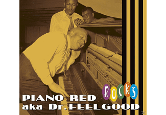 Piano Red - Rocks - (CD)