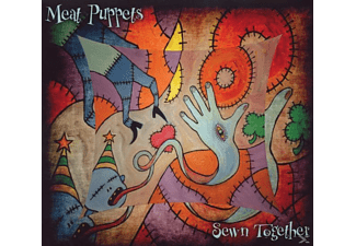 Meat Puppets - Sewn Together - (CD)
